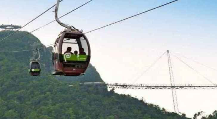 Ajloun cable cars project includes conference hall and hotel