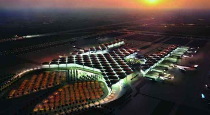 Queen Alia International Airport wins first place in Middle East