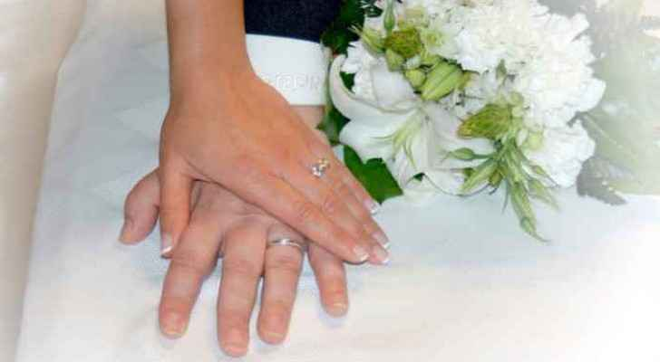 Marriage rates increase among Jordanian women compared to men