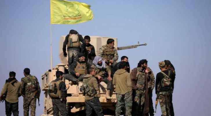 3000 ISIS terrorists surrender to Syrian Democratic Forces