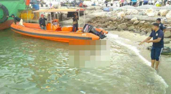 Jordanian kills son in Thailand - full story