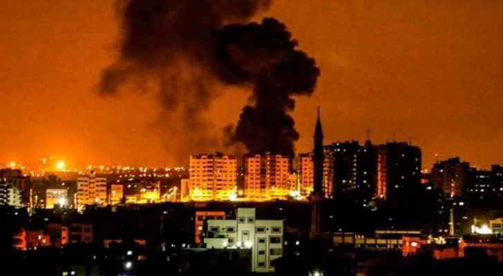 Israel bombs 100 Hamas targets in Gaza