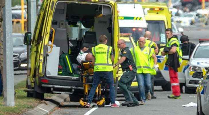 Jordanians among injured in New Zealand terrorist attacks