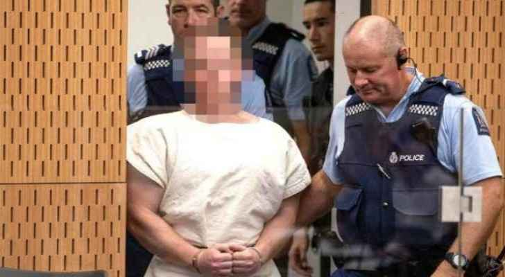 New Zealand terrorist stands in court