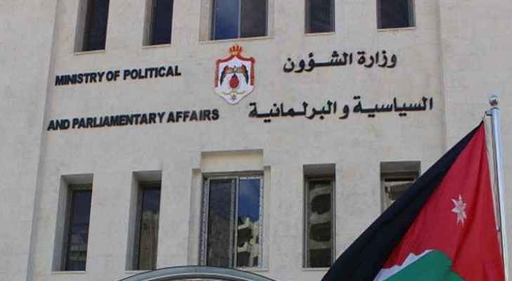 Government sets 12,000 dinars annually to support political parties