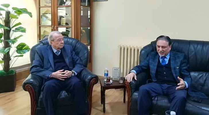 Jordan, Turkey discuss strengthening economic cooperation
