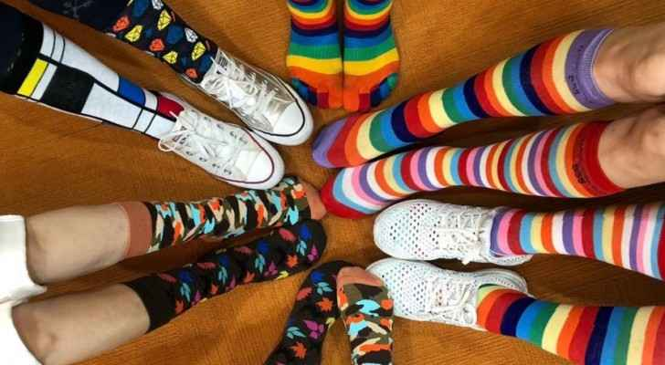 Rock your socks for World Down Syndrome Day