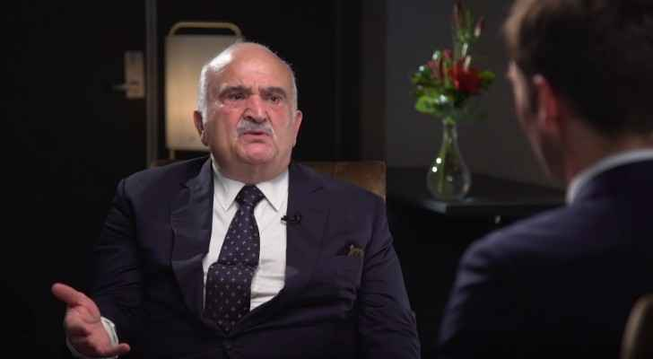 Prince Hassan Bin Talal special interview in New Zealand