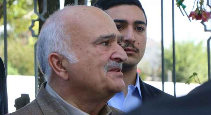 Prince Hassan visits Christchurch Hospital and Mosques