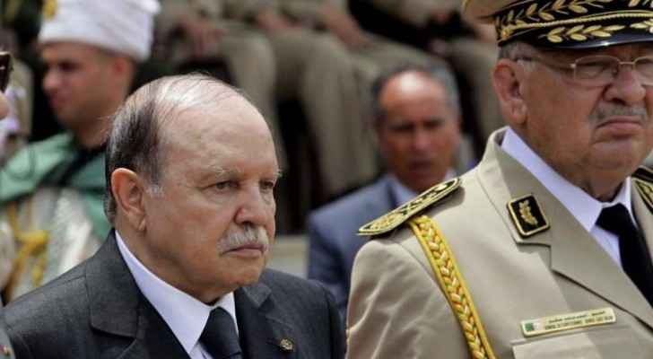 Algerian army chief wants Bouteflika declared unfit to lead