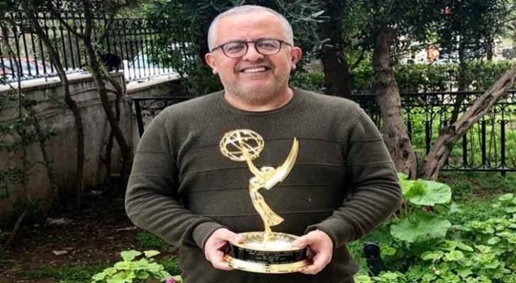 Jordanian journalist Amjad Tadros
