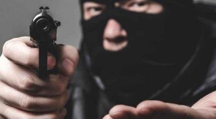 Cash-in-transit robbery in Marka