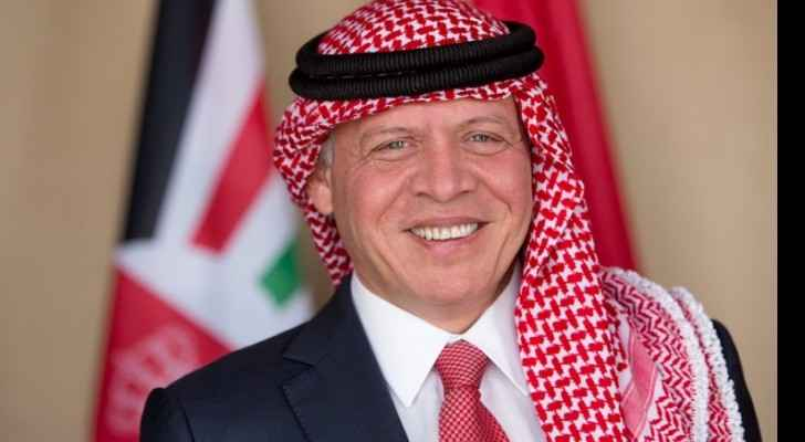 King returns to Jordan after tour that included Morocco, Italy, France and Tunisia