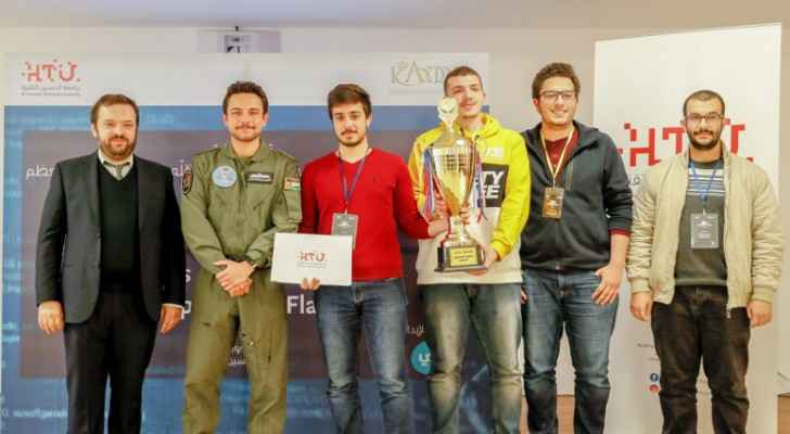 Crown Prince attends part of Cyber Security Hackathon competition, honours winners