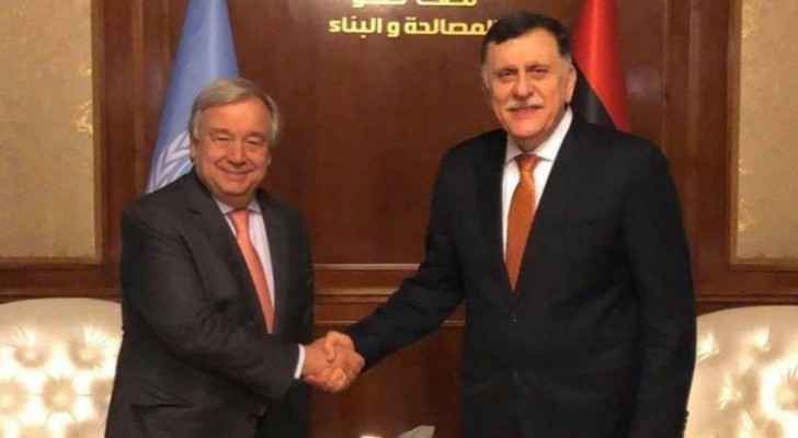 UN Secretary-General: no military solution to conflict in Libya