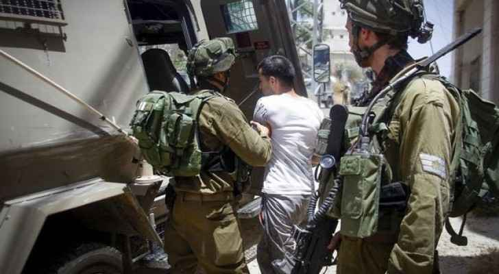 Israeli forces arrest 11 Palestinians in West Bank
