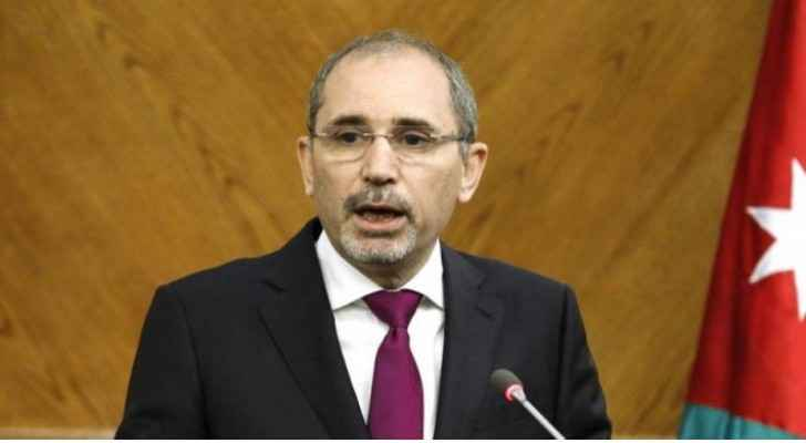 Minister of Foreign and Expatriates Affairs Ayman Safadi