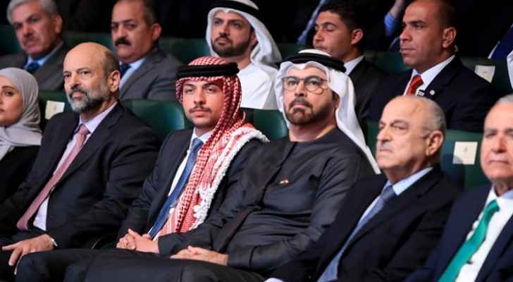 Crown Prince attends launch of Crown Prince Award for Best Government Service Application