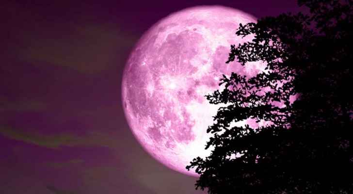A 'Pink moon' will light up the sky this Good Friday