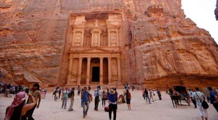 Jordan's tourism revenues reach $1.3 billion in first quarter of 2019