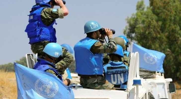 Head of UN peacekeeping force in Golan dies