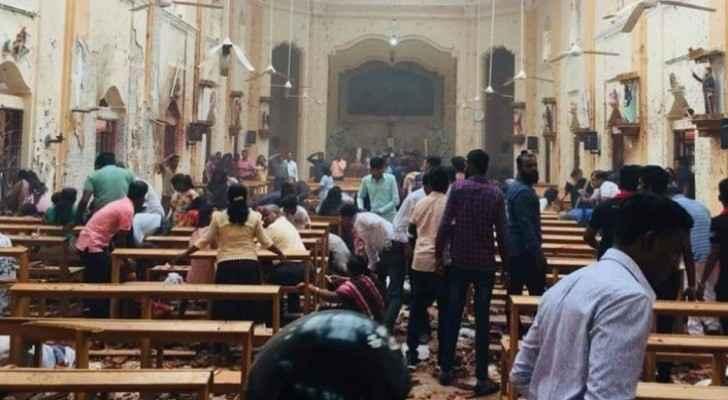 Jordan condemns terrorist attack in Sri Lanka