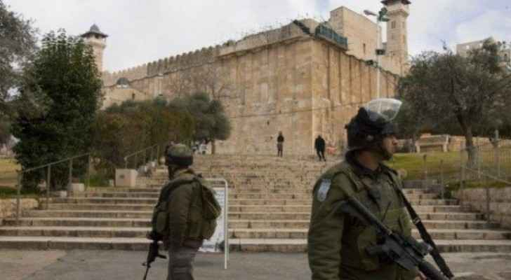 IOF close down Ibrahimi Mosque in Hebron