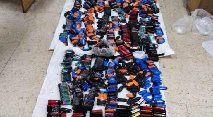 Jordan Customs confiscates e-cigarettes, e-shisha, their supplies