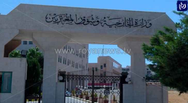 Foreign Ministry: Jordanian citizen injured in rollover vehicle accident in Syria died
