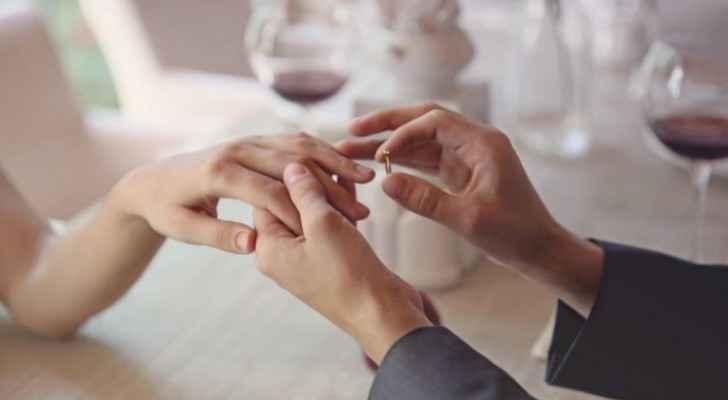 Statistics: 19 Jordanian women married to '1948 Palestinians' in 2018