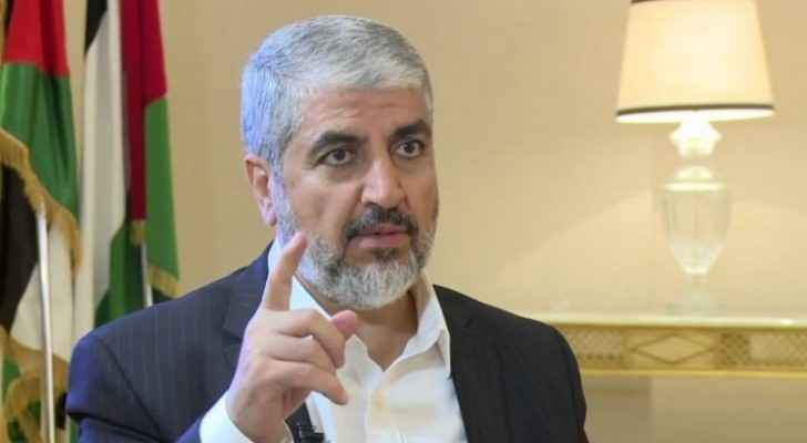 Former head of the Hamas political bureau, Khaled Meshaal