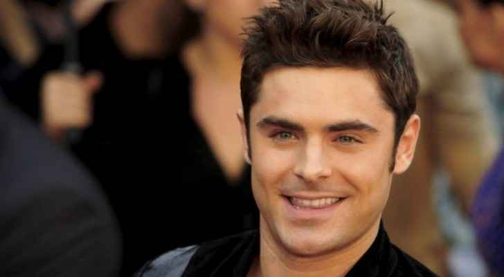 The wife believes that the characteristics and qualities of the American actor Zac Efron are the best which suit her personality.