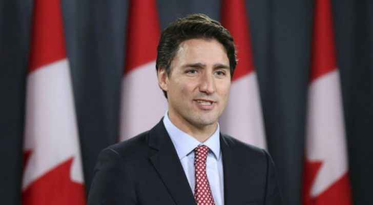 The Canadian Prime Minister, Justin Trudeau