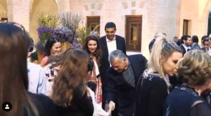 Crown Prince publishes video of Hashemite royal family's iftar