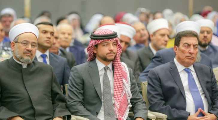 Deputising for King, Crown Prince attends 91st Hashemite Scientific Council