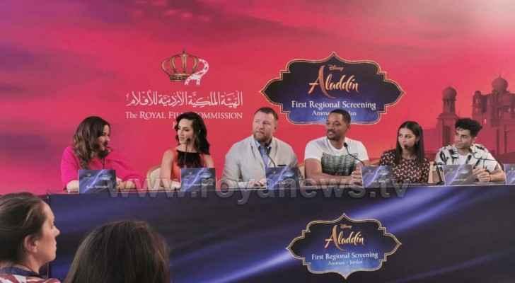 ALADDIN First Regional Screening in Amman