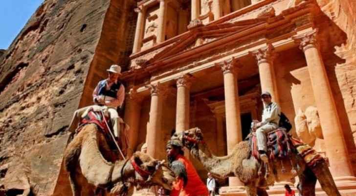 Jordan's tourism revenues reach $1.7 billion in first third of 2019