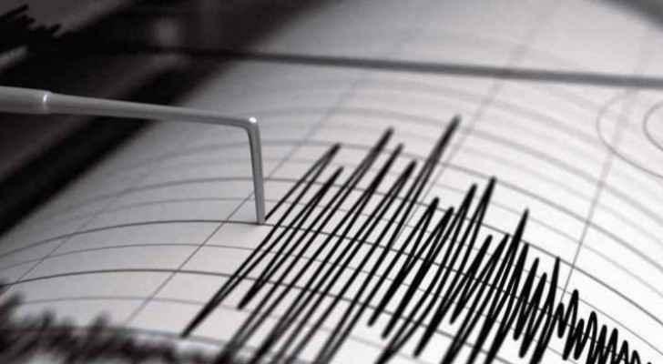 Earthquake measuring 4.7 hits eastern Mediterranean