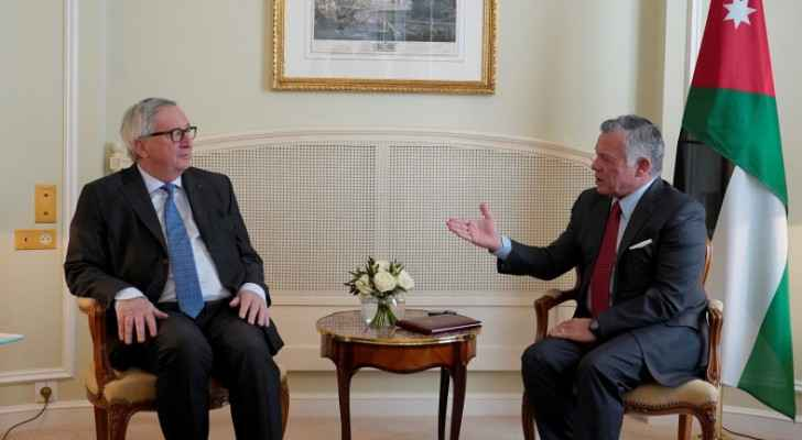 King, European Commission president discuss expanding cooperation