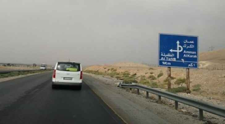 Two dead in two Desert Highway 'death road' accidents