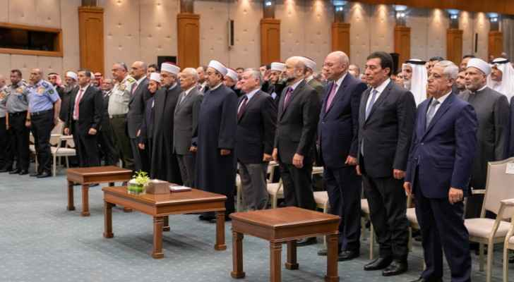 King attends 92nd Hashemite Scientific Council