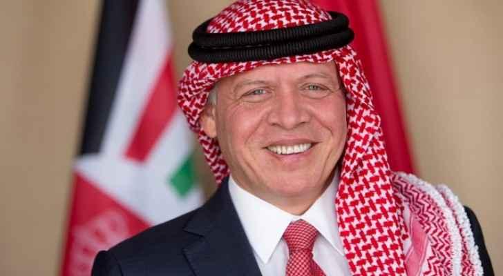 King returns to Jordan after Kuwait visit