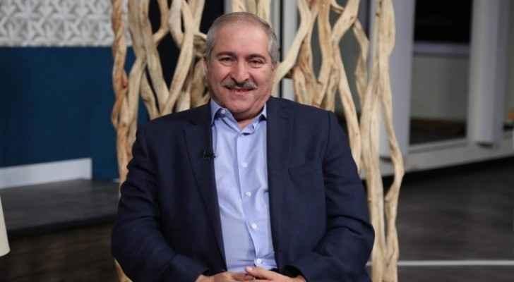 Former Foreign Minister, Nasser Judeh