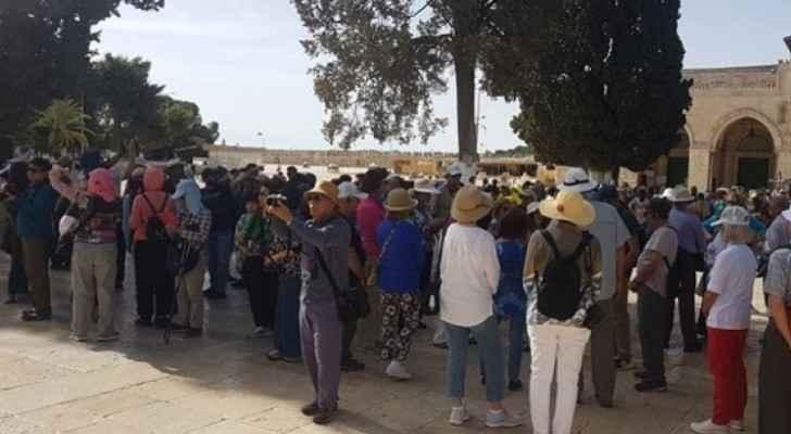 Israeli settlers renew incursions into Al-Aqsa Mosque