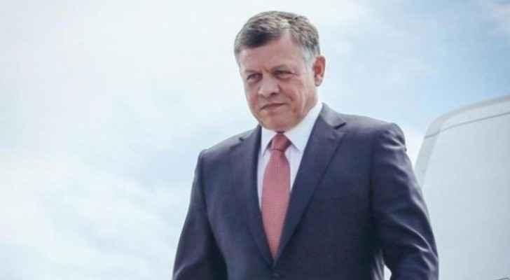 King departs for Saudi Arabia to attend Arab Summit