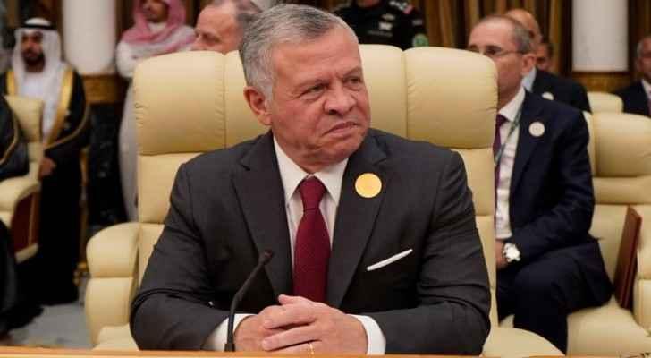 King returns to Jordan after Saudi Arabia visit