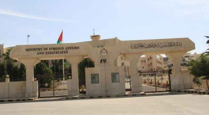 Jordanian Foreign Ministry denounces Israeli aggression on Al-Aqsa