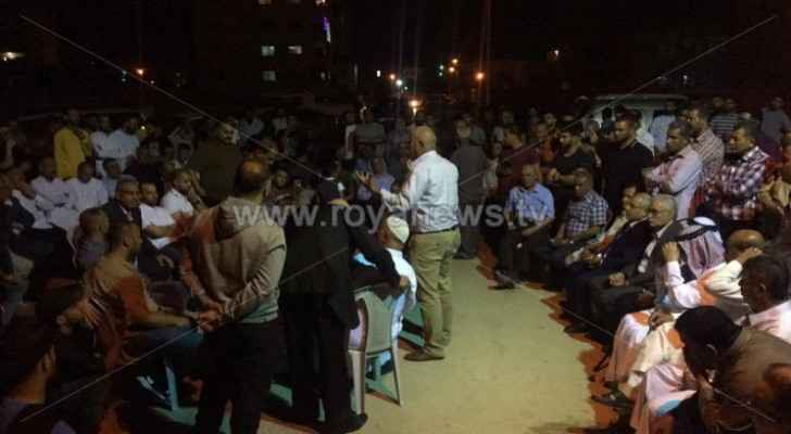 Family of young man killed in Irbid reaches 'atwa' for three days  with killers' families