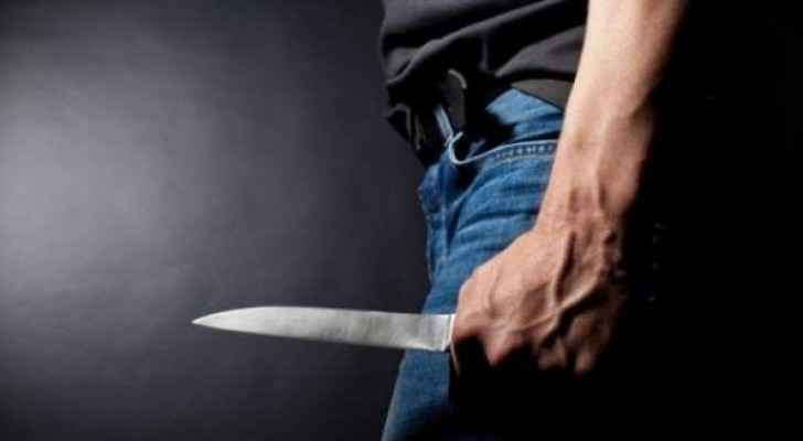 Son stabs father in Irbid