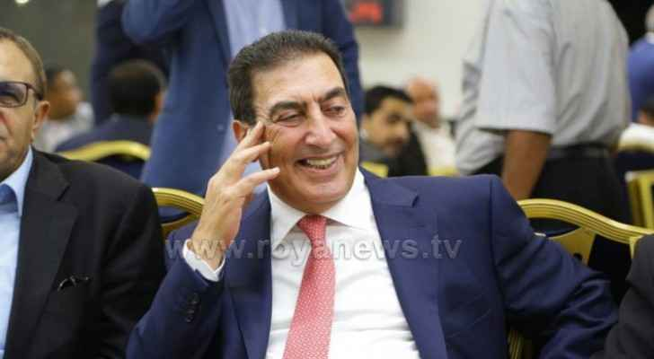 Parliament speaker Tarawneh congratulates speaker of People's Council of Syria on re-election